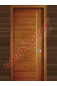 MDF Door - Veneer Teak