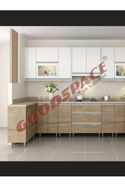 Kitchen Cabinet MDF Veneer-1