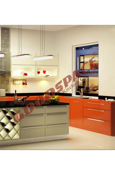 KITCHEN CABINET MDF-6