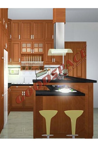 Kitchen Cabinet solid-1