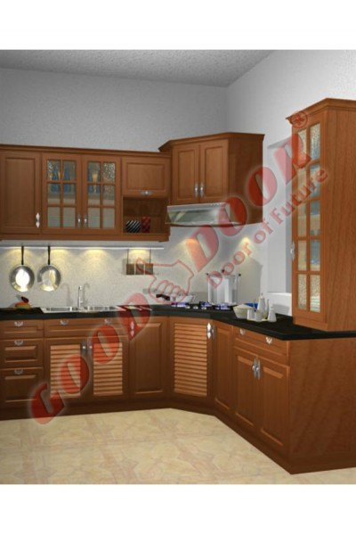Kitchen Cabinet solid-8