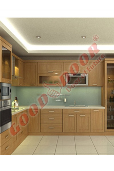 Kitchen Cabinet solid-6