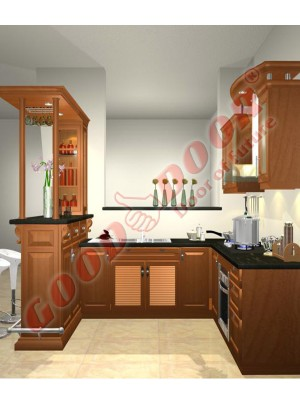 Kitchen Cabinet solid-7