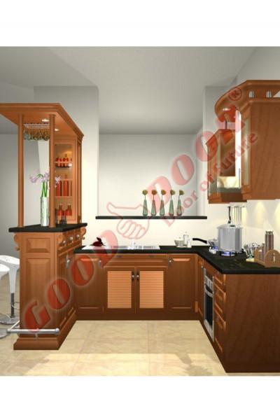 Kitchen Cabinet solid-7