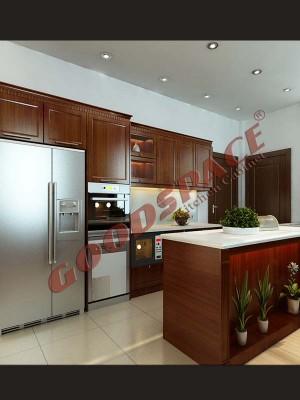 Kitchen Cabinet solid-2