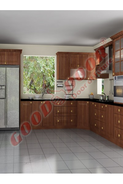Kitchen Cabinet solid-12