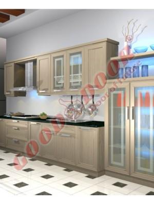 Kitchen Cabinet solid-10