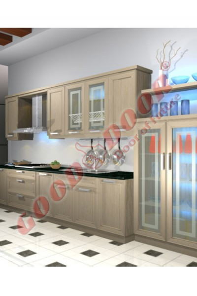 Kitchen Cabinet solid-10