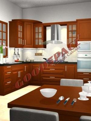 Kitchen Cabinet solid-4